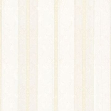 Tybalt Cream Damask Stripe