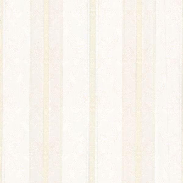 Tybalt Cream Damask Stripe