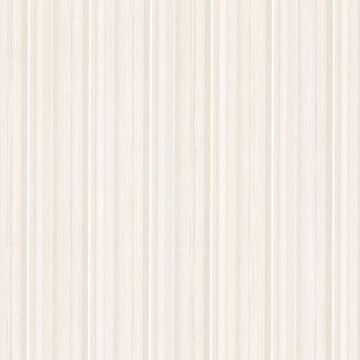 Tiberio White Silk Stripe