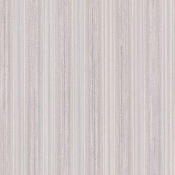 Tiberio Lavender Silk Stripe