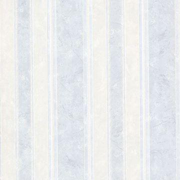 Francisco Light Blue Marble Stripe
