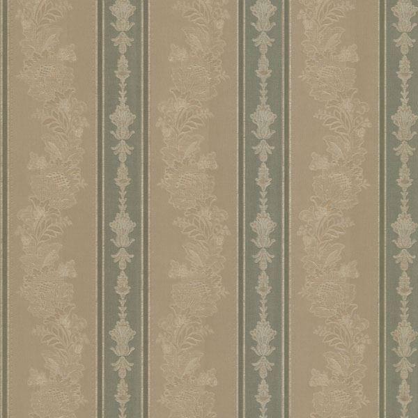Abraham Green Embellished Stripe