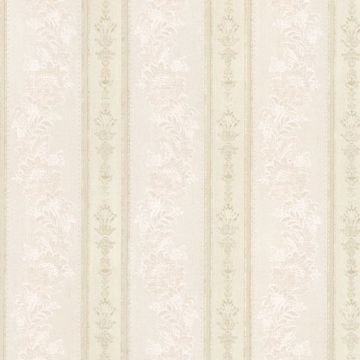 Abraham Cream Embellished Stripe