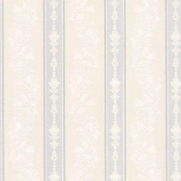 Abraham Light Grey Embellished Stripe