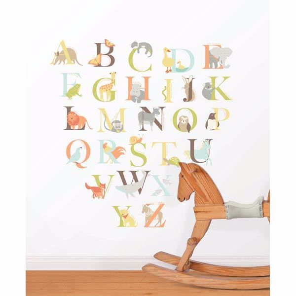 Alphabet Zoo Kit