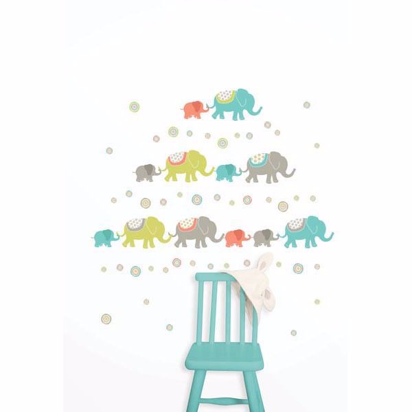 Tag Along Elephants Kit