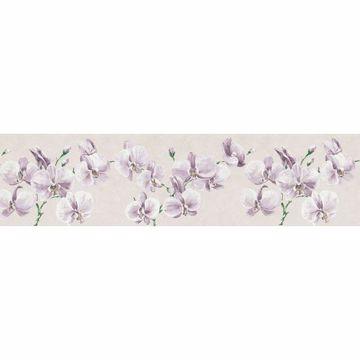 Lavender Orchid Border