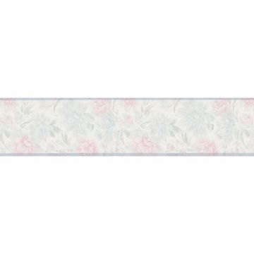 Pearl Floral Toss Border