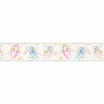 Multicolor Fairy Dance Border