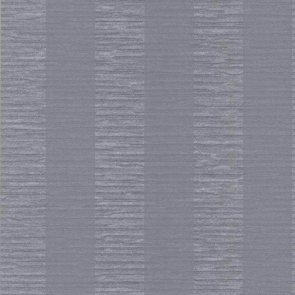 Karmen Grey Crepe Stripe