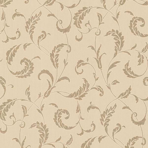 495 69008 Gold Scrolls Ashton Beacon House Wallpaper