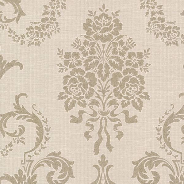 Chambers Champagne Floral Damask
