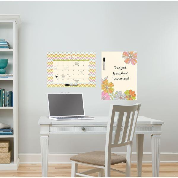 Dry Erase Calendar Message Board Combos