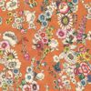 Eivissa Orange Vivid Floral