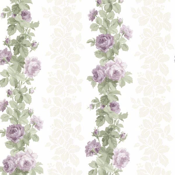 Preshea Purple Rose Stripe