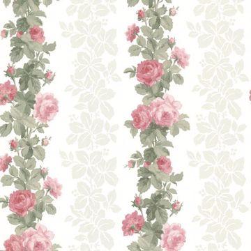 Preshea Pink Rose Stripe