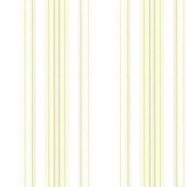 Lenna Yellow Jasmine Stripe