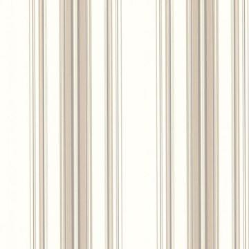Lenna Brown Jasmine Stripe