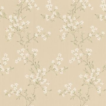 Altha Beige Jasmine Trail