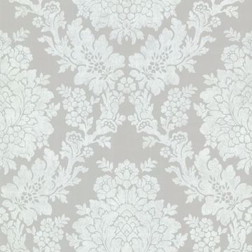 Liza Grey Roselle Damask