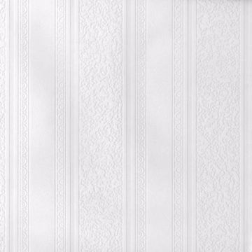 Dorothy Paintable Textured Stripe
