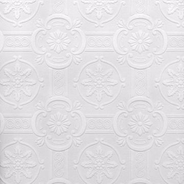 Reuben Paintable Ornate Tiles