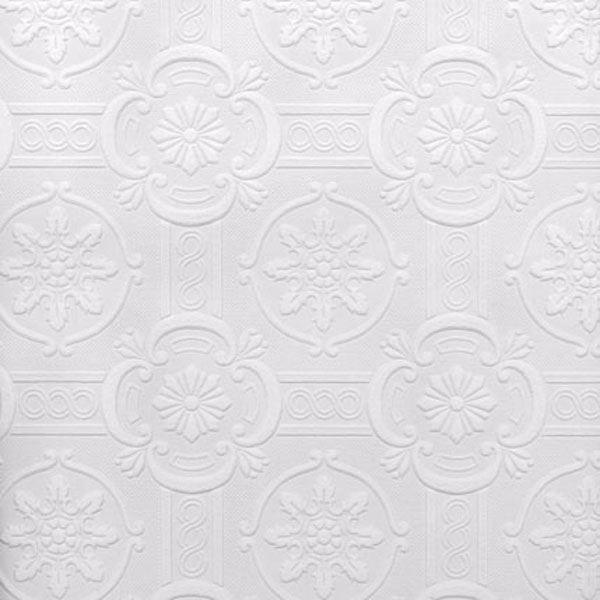 Reuben Paintable Ornate Tiles