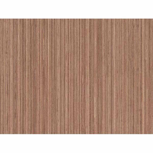 Nunzia Brown Satin Stripe