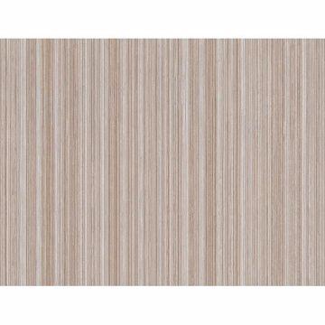 Nunzia Grey Satin Stripe