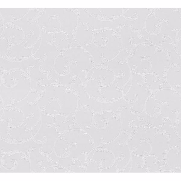 Benedetta Cream Embossed Scroll