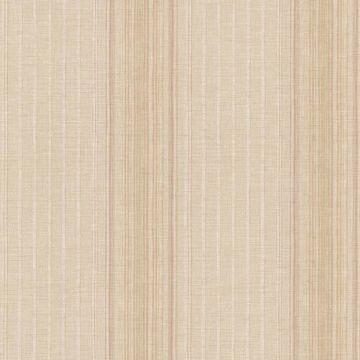 Gian Taupe Linen Stripe