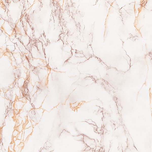 Brown & Gold Marble Adhesive Film