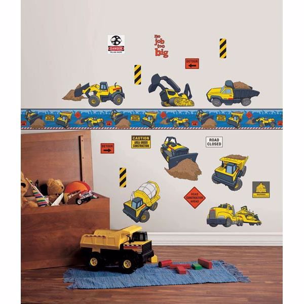 Tonka Wall Stickers