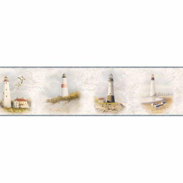 Arya White Lighthouse Coast Border