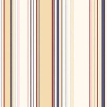 Charles Cream Lookout Stripe