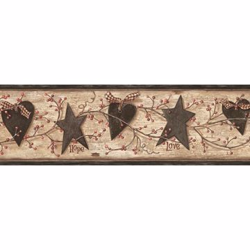 Chrissy Grey Faith Love Trail Border