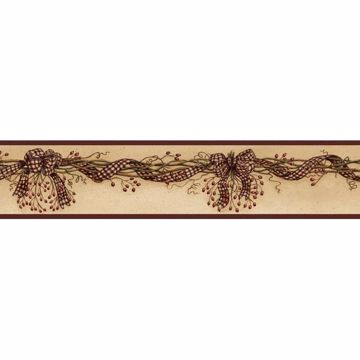 Artemis Sand Rosehip Ribbon Trail Border