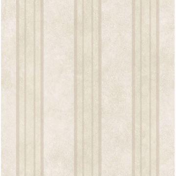 Giovanni Grey Tuscan Alternating Stripe