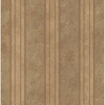 Giovanni Brown Tuscan Alternating Stripe