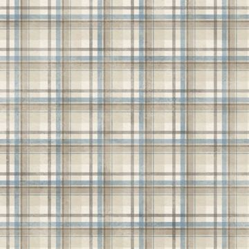McKinney Cream Kids Place Tartan
