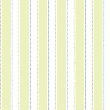 Gatsby Sage City Scape Stripe
