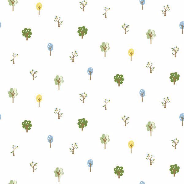 Perennial Blue Arbor Toss