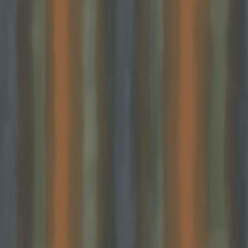 Seth Orange Graffiti Stripe