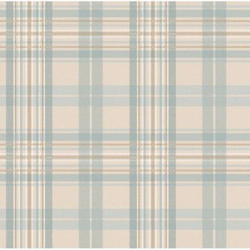 Austin Light Blue Tartan