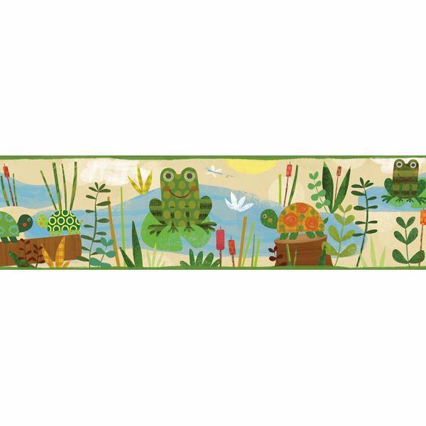 Kermis Sand Frog Marsh Toss Border