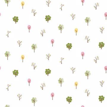 Perennial Pink Arbor Toss