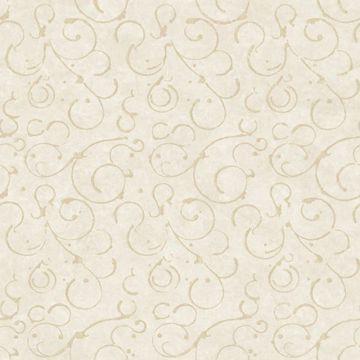 Shin Silver Golden Scroll Texture