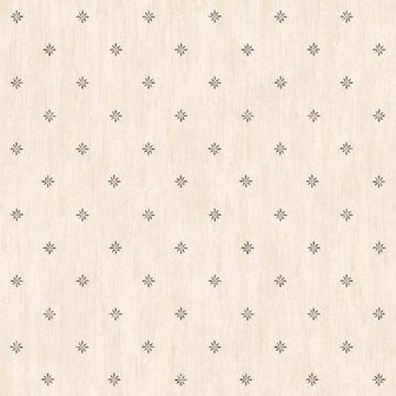 Frannie Cream Stencil Starburst Toss