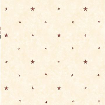 Ross Cream Star Sprig Toss