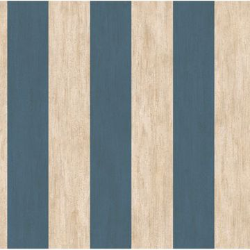 Etty Blue Awning Stripe